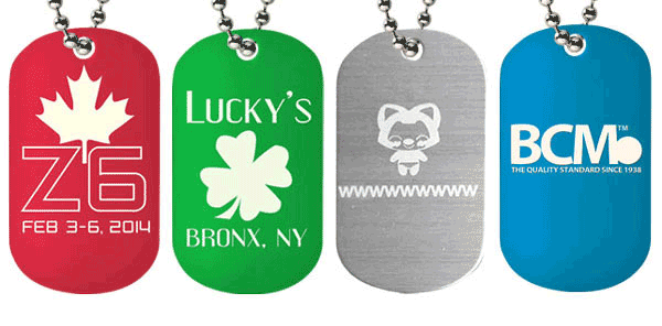 dog tags bulk wholesale logotags